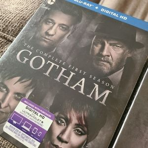 * NEW* Gotham* Season 1* and 2*